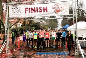 2017 Montlake Turkey Trot 5K Start